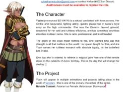 yvain 260x185 - Behind the scenes: OVA Animation Teaser