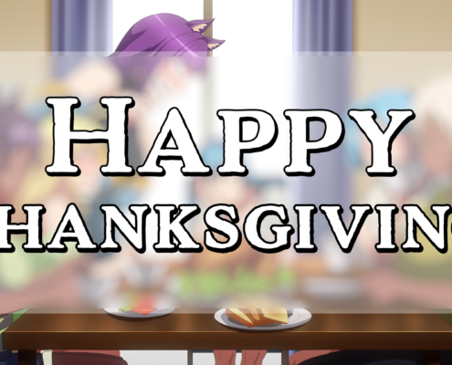 Vaygren Thanksgiving Thumbnail2 495x400 - Animation video: HAPPY THANKSGIVING!